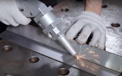 Técnicas y tipos de soldadura por láser