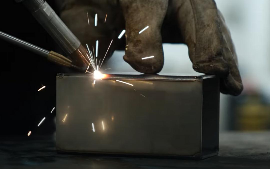 Preparation before using the laser welding machine