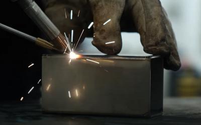 Preparación antes de usar la máquina de soldadura láser